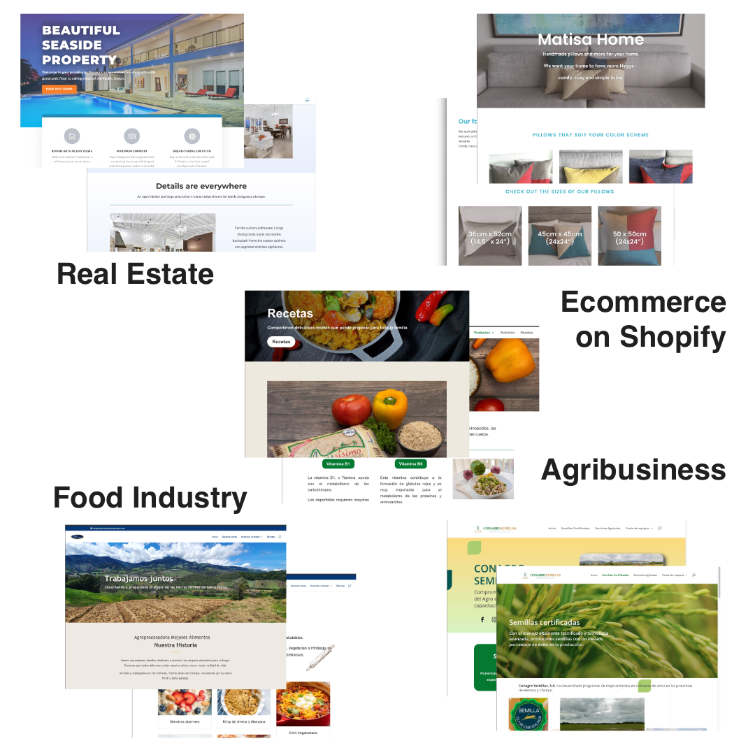 woohoostudio website portfolio